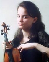 Александра Коробкина (скрипка)