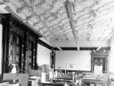 Английский зал в 70-х годах XX века, проектный институт