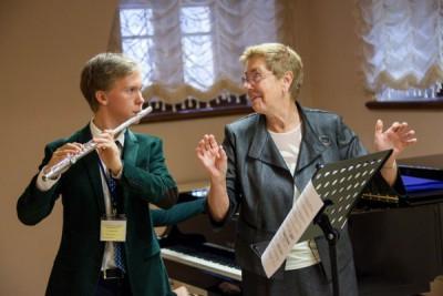 master class Olga Chernyadyeva