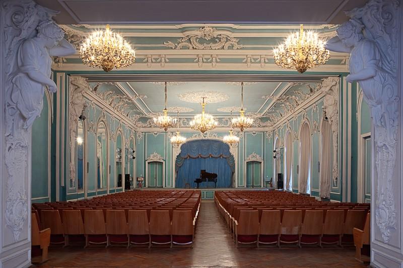 арт дворец владимир схема зала фото